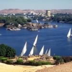 Blick auf Hurghada