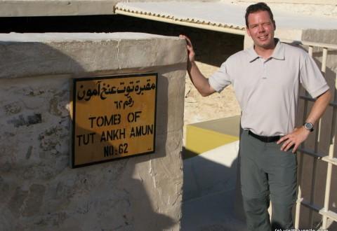 tal der koenige theben west aegypten
